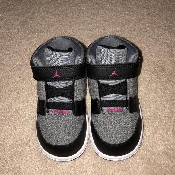 7e1d7332d7 Air Jordan Shoes | Nike Jordan 1 Flight 4 Prem Gt Girls Sneakers 6c ...